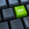keaalu: Keyboard with the word GO on one key (Go!)