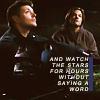 melissatreglia: (supernatural - sam & dean stargazing)