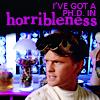 melissatreglia: (dr. horrible - ph.d in horribleness)