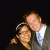 holybuckets: This is me and Michael Shanks at the 2009 Leo Awards. (♥ you always knew   me and shanks)