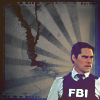 skieswideopen: Aaron Hotchner in an FBI vest (Criminal Minds: Hotch)