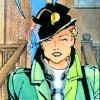 ceri: Femme fatale (Brigid O'Shaunnessy in Howard Chaykin's Blackhawk) (Brigid)