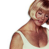 piecesofalice: doris day in white (tp - jarod - prison tatts bright lights)