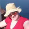hippiegunnut: On Montana Roja (grin, hat)
