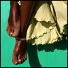 skywardprodigal: original photoo by prabuddha das gupta (summer feet)