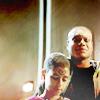 yvi: Teal'c and Rya'c, Teal'c looking proud (Stargate - Teal'c & Rya'c)