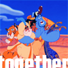 kendrah: (Disney - Aladdin - Together)