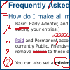 azurelunatic: FAQ with editing marks all over it. (faqedit)
