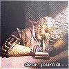 "sweet_minbari_jesus: ""Dear Journal..."" (G'kar ""Dear journal"")"