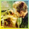 sweet_minbari_jesus: Delenn and Sheridan kiss (Delenn and Sheridan: kisses)