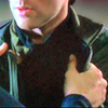 lilyleia78: Jack clutches/adjusts Daniel's flack jacket (SG1: Bodice ripper)