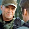 lilyleia78: Jack smiling at Daniel (SG1: Affectionate Jack)
