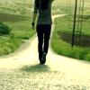 starshowers: (walking)