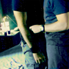 lilyleia78: Close up of John and Rodney's torsos, standing very close together (SGA: Torso)