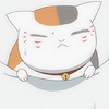 bookgroper: Nyanko-sensei -_- face (oh dear)