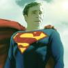 lilyleia78: Wilson dressed as Superman (House: Wilson superman)