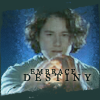 lilyleia78: Adam grabbing Turbo powers, captioned embrace destiny (PR: Embrace destiny)