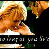 rysler: Xena caressing Gabrielle's face from When Fates Collide (Xena - As Long as You Live)