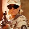 lilyleia78: Sam Carter in shades holding a gun (SG1: Sam kicks @$$)