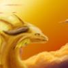 edeniade: (Dragon sky)