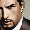 pensive: (iron man - extremis stare)