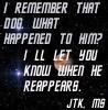 waldo: (STXI: Archer's Dog)