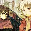 amielleon: Shion and Nezumi from No. 6 (No. 6: Grit)