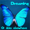 ginnyvos: Dreaming of Skies Elsewere (Butterfly Dreamer)