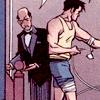 batmanschmatman: (Hospital escapee.)