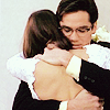 remindmeofthe: (Lois and Clark hug)