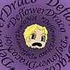 deflower_draco: Draco Malfoy looking terrified (Draco vertigo)