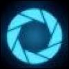 fanfic_observation_center: Aperture Science/SceptiCorp Mfg. R&D logo (aperture)