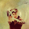 readbystarlight: Aeryn has a gun and knows how to use it. (Aeryn)
