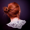kendal: (Redhead - Lace)