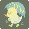 eccentricweft: Icon from OTW (otwduck)