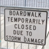 "korone: ""boardwalk temporarily closed due to storm damage"" (broken)"