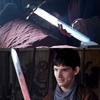 takeupcastaway: ({Sword} Being held by Merlin/someone)