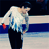 eleison: (Johnny Weir: swan)