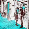 migratory_bird: (blue town)