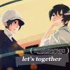migratory_bird: (nabari no ou let's together)