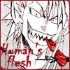 flojiro: (human's flesh)