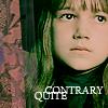 laliandra: (quite contrary)