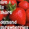 laliandra: (strawberries)