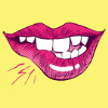laliandra: (lipbite)