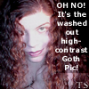 twilightspeaks: (high contrast goth pic)