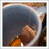 wintercreek: Mostly empty mug with tea bag. ([misc] comfort in the bottom of the mug)