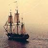 mandc_watch: Tall ship under sail (Sailing)