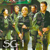 skieswideopen: Team SG-1 including Cameron Mitchell (SG: SG-1 Team outdoors)