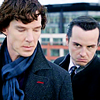 oxfordtweed: (Creeping on Sherlock - Jim, Sherlock - Creeped on by Jim, Jim - Creeping on Sherlock)