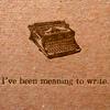 satya: (typewriter)
